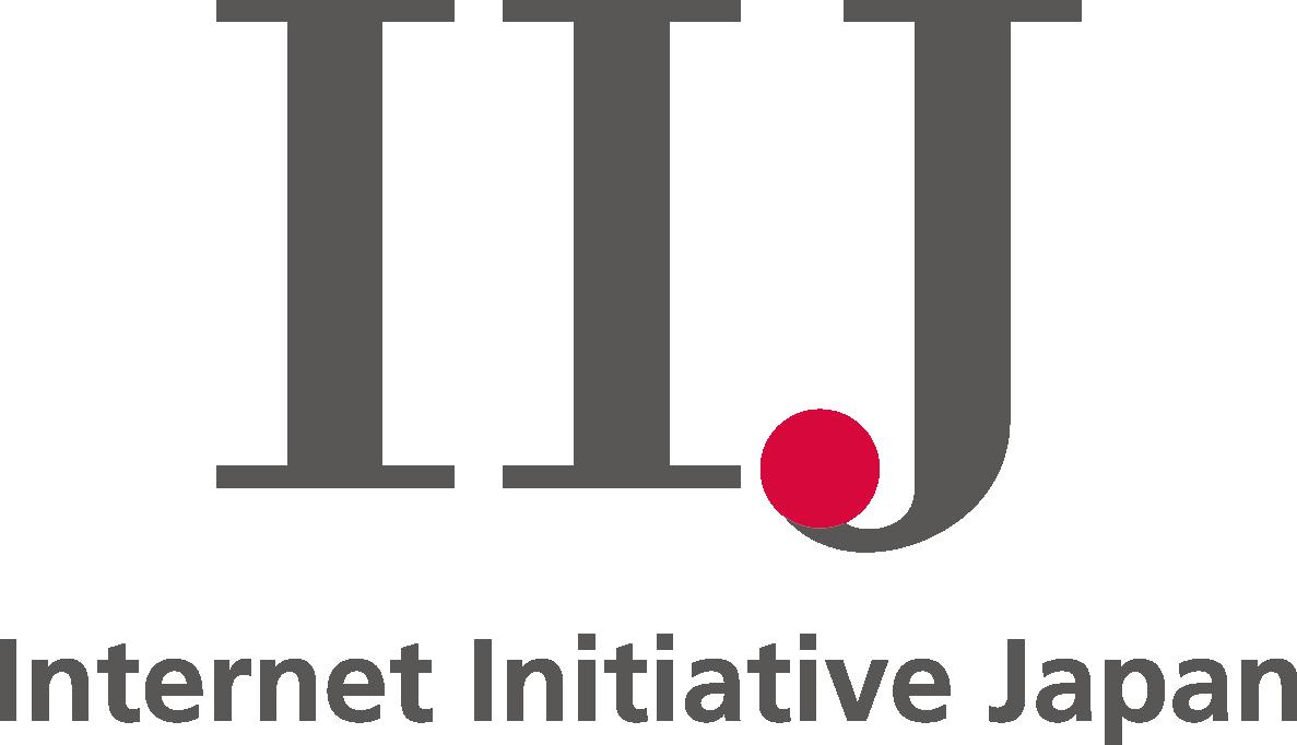 株式会社インターネットイニシアティブロゴ